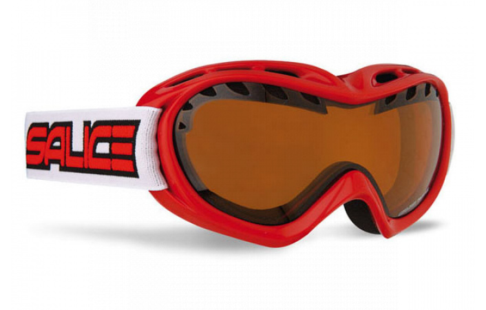 Lyžařské brýle Salice 801 DA Red model 2009/10