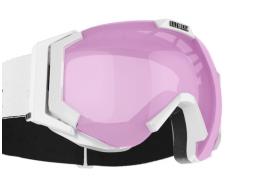 Lyžařské brýle BLIZ CARVER SF OTG White, Pink, model 2016/17
