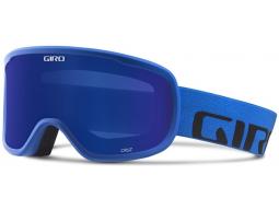 Lyžařské brýle GIRO Cruz Blue Wordmark Grey Cobalt