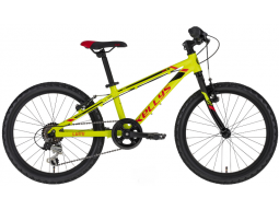 "Kolo KELLYS Lumi 30 Neon Yellow (20""), model 2020"