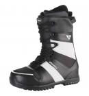 Snowboardové boty Gravity MANUAL Black White model 2013/14
