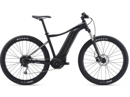 Elektrokolo Giant Fathom E+ 3 Power 29er, Matt Black/Silver, 2020