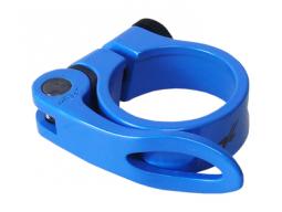 Objímka podsedlová MRX 31,8 modrá
