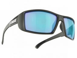 Brýle Bliz DRIFT Matt Black Smoke w Blue Multi