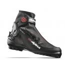 Běžecké boty Alpina A COMBI Black Red White
