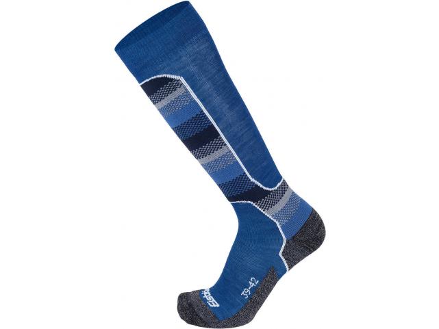 Ponožky Eisbär Ski Tech Light Mens DX+SX Blue