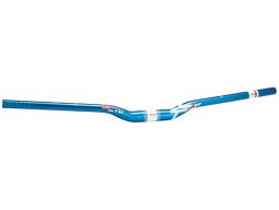 Řídítka XLC Pro Ride Riser Bar HB-M16 prům.31,8 mm, 780 mm, 25mm, modrá, 9st