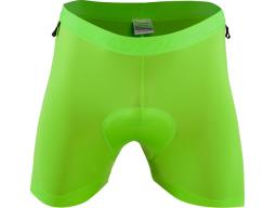 Kalhoty Silvini Inner Pro samostatné vnitřní MP1212 pánské Green