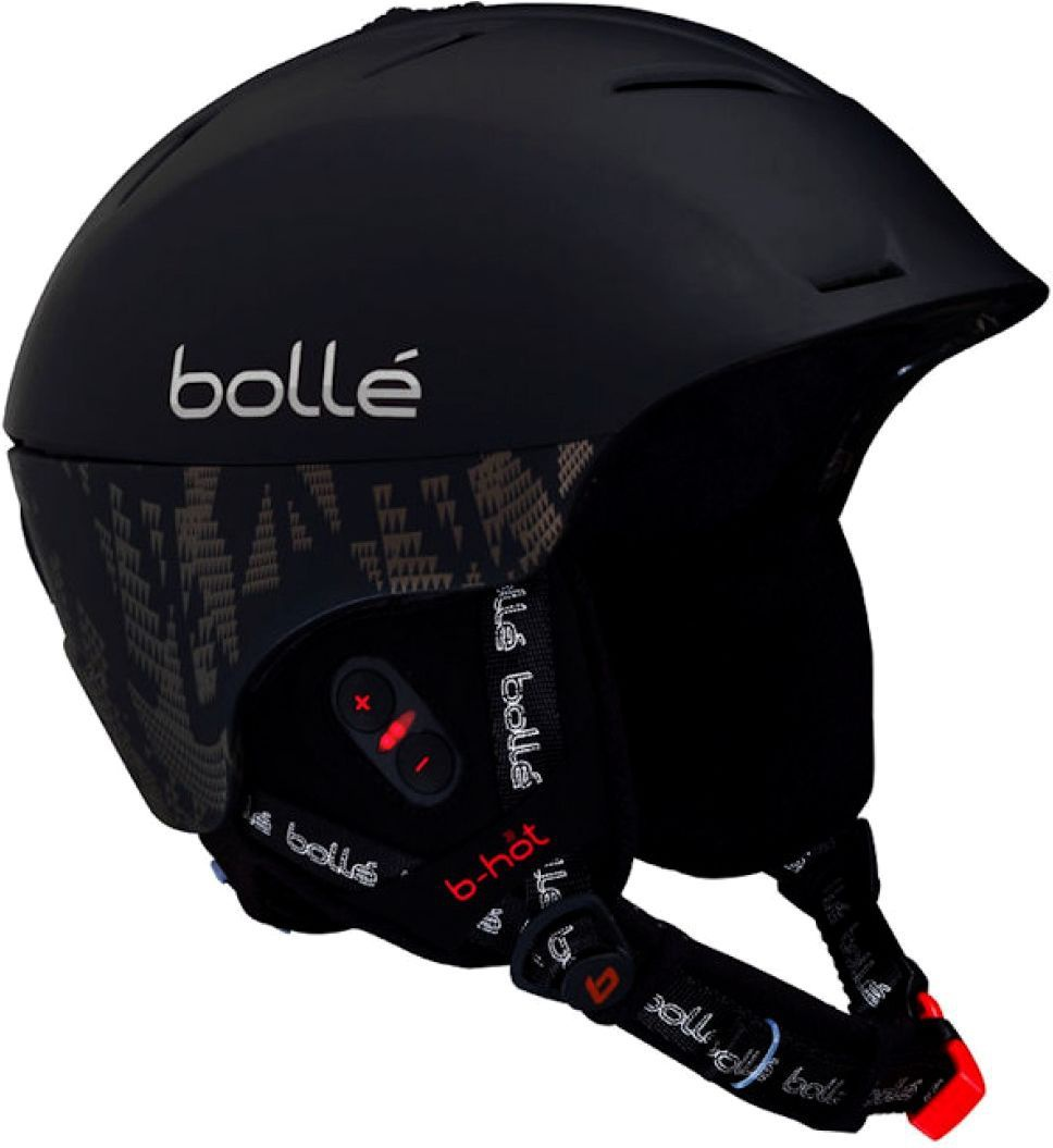 Helma Bollé SYNERGY Soft Black model 2011/12