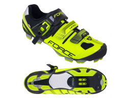 Tretry Force MTB HARD Fluo Black