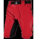 Kalhoty Silvini MTB RANGO MP857 bez vložky Red Black