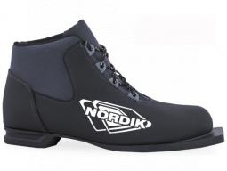 Běžecké boty NN Skol Nordik šedá 75mm
