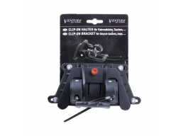 Clip-úchyt košika na řidítka 22,2-31,8mm a představec