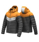 Bunda Colmar Mens Ski Jacket 1034 Eclipse/Pumpkin/White, 2018/19