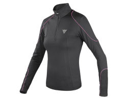 Bunda Dainese FLEECE Lady Small Zip E1 Black Fuchsia model 2015/16
