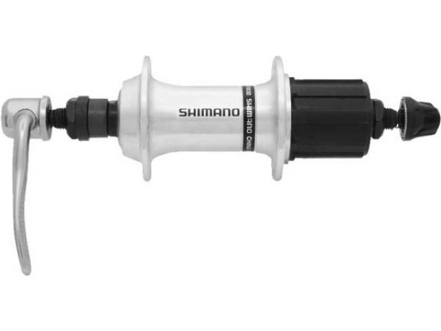 Náboj Shimano zadní FH-M380 32děr stříbrný