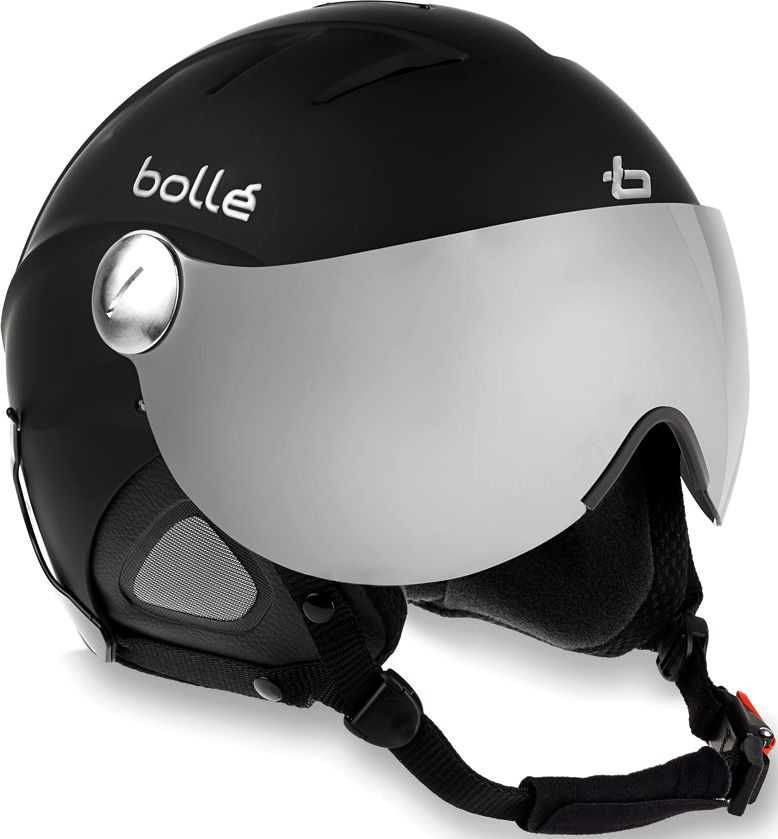 Helma Bollé SLIDE VISOR Soft Black model 2012/13