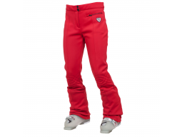 Kalhoty Rossignol W GRACE SOFTSHELL PANT Deep Red
