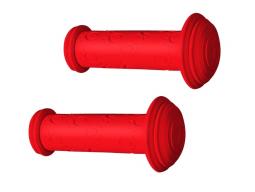 Gripy Herrmans Junior 115mm červené