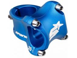Představec SPIKE Race 2 Stem, 35mm Blue