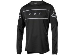 Dres Fox Racing Flexair LS Black