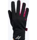 Rukavice Silvini ORTLES WA1540 Black-Pink dámské