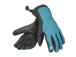 Rukavice Dainese JANET 13 LADY D-DRY GLOVE Blue Ocean Black model 2014/15