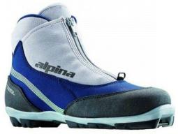 Běžecké boty Alpina TR 25 Lady Char/Blue/Sil model