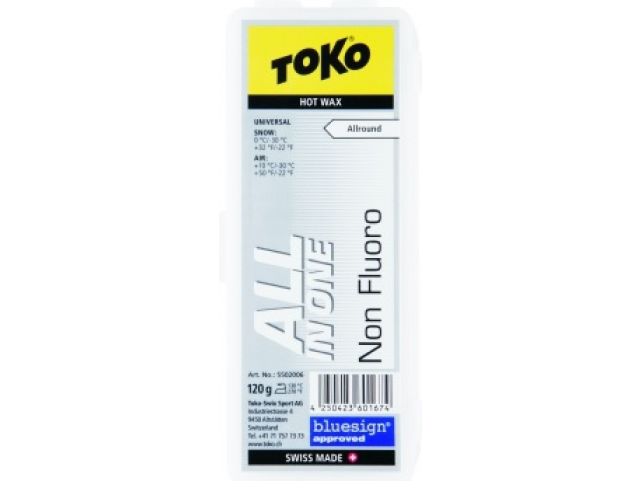 Vosk Toko ALL-IN-ONE WAX 120g