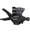 Řadící páčka Shimano ALTUS SL-M315 pravá 7 rychl objímka s ukaz bal