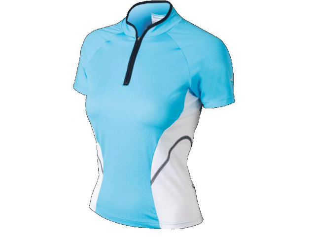 Dres Shimano INDOOR LADY kr.ruk. Blue