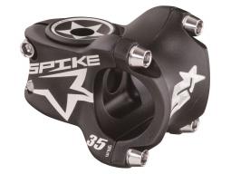 Představec Spank SPIKE RACE 31,8/35mm černý
