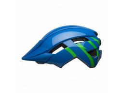 Helma BELL Sidetrack II Child Blue/Green