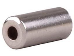 Koncovka bowdenu PRO-T 5mm stříbrná CNC