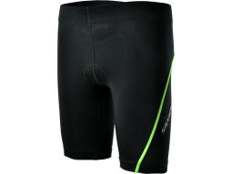 Dětské kalhoty Silvini AVISIO CP1026 black-lime