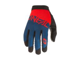Rukavice O´Neal AMX ALTITUDE, červená/modrá