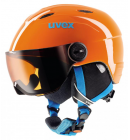 Helma Uvex JUNIOR VISOR Orange