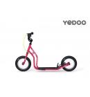 Koloběžka Yedoo Mau New Pink