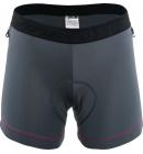 Kalhoty Silvini INNER PRO samostatná vnitřní vložka WP1236 dámská, choarcoal-punch