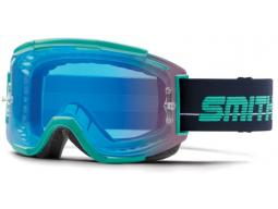 Brýle Smith SQUAD MTB Jade Indigo |  Clear