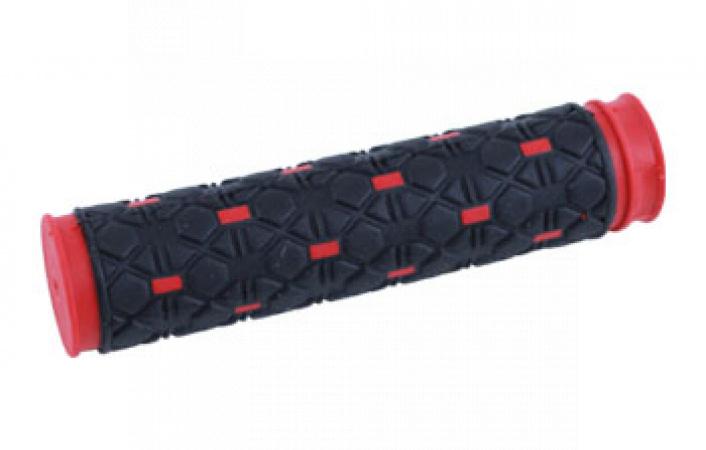 Gripy MRX 232-D2 černo-červený