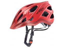 Helma Uvex STIVO CC Red Dark Red Matt model 2016