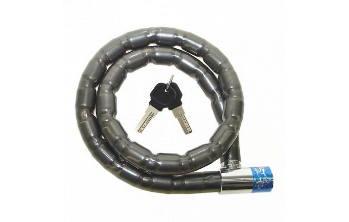 Zámek M-Wave 24x1000mm kloubový na klíč