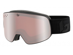 Lyžařské brýle Bollé NEVADA Matte Black Corp Vermillon Gun