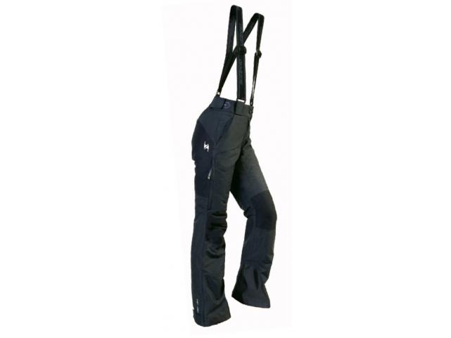 Kalhoty Blizzard VIVA PANTS WIDE FIT Black model