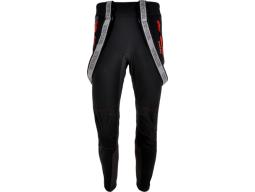 Kalhoty Silvini MAZARO MP1110 Black/Red pánské