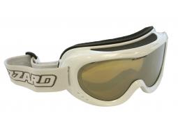 Lyžařské brýle Blizzard 907 MDAZPO White Metalic model 2015