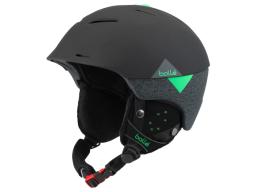 Helma Bollé SYNERGY Soft Black & Green, model 2018/19