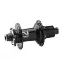 Náboj Novatec D902SB-B12-MS boost MicroSpline, 32-děrový, černý (N-logo)