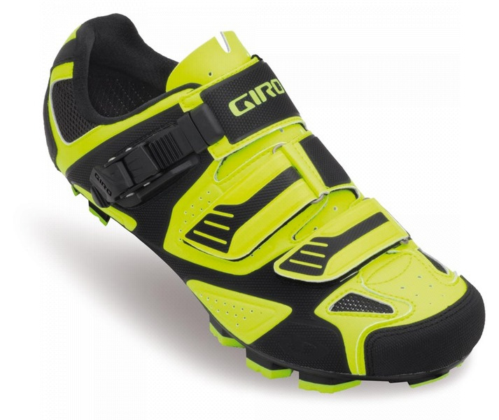 Boty Giro CODE Highlight Yellow